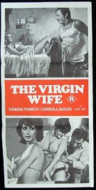 La moglie vergine - Australian Movie Poster (xs thumbnail)