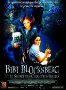 Bibi Blocksberg und das Geheimnis der blauen Eulen - French DVD cover (xs thumbnail)