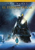 The Polar Express - Spanish DVD movie cover (xs thumbnail)