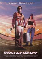 The Waterboy - Movie Poster (xs thumbnail)