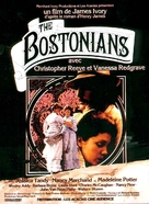 The Bostonians - French Movie Poster (xs thumbnail)