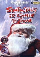 Santa Claus Is Comin' to Town - DVD movie cover (xs thumbnail)