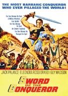 Rosmunda e Alboino - DVD movie cover (xs thumbnail)