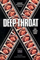 Deep Throat - DVD cover (xs thumbnail)