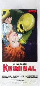 Kriminal - Italian Movie Poster (xs thumbnail)