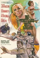Deadlier Than the Male - Romanian Movie Poster (xs thumbnail)