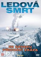 Ice Quake - Czech DVD cover (xs thumbnail)