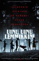 Pet Sematary - Finnish Movie Poster (xs thumbnail)