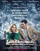 Last Christmas - Mexican Movie Poster (xs thumbnail)
