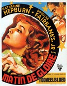 Morning Glory - Belgian Movie Poster (xs thumbnail)