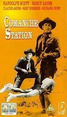 Comanche Station - British VHS cover (xs thumbnail)