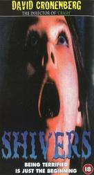 Shivers - British VHS movie cover (xs thumbnail)