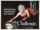 The Challenge - British Movie Poster (xs thumbnail)