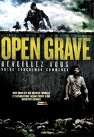 Open Grave - French Movie Cover (xs thumbnail)