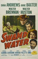 Swamp Water - Re-release poster (xs thumbnail)