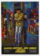 Midnight Cowboy - German Movie Poster (xs thumbnail)