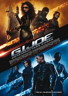 G.I. Joe: The Rise of Cobra - German Movie Poster (xs thumbnail)