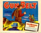 Gun Belt - Movie Poster (xs thumbnail)