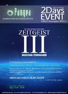 Zeitgeist: Moving Forward - Greek Movie Poster (xs thumbnail)