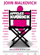 Colour Me Kubrick: A True...ish Story - French Movie Poster (xs thumbnail)