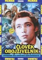 Chelovek-Amfibiya - Czech Movie Cover (xs thumbnail)
