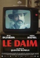 Le daim - Swiss Movie Poster (xs thumbnail)