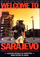 Welcome To Sarajevo - French DVD cover (xs thumbnail)