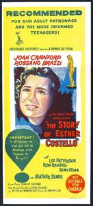 The Story of Esther Costello - Australian Movie Poster (xs thumbnail)