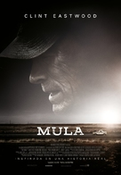 The Mule - Spanish Movie Poster (xs thumbnail)