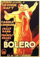 Bolero - Spanish Movie Poster (xs thumbnail)