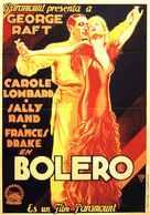 Bolero - Spanish Movie Poster (xs thumbnail)