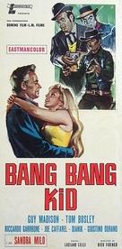 Bang Bang Kid - Italian Movie Poster (xs thumbnail)