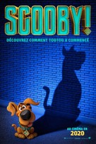 Scoob - French Movie Poster (xs thumbnail)