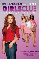 Mean Girls - German DVD cover (xs thumbnail)
