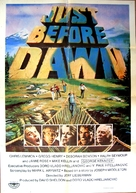 Just Before Dawn - Movie Poster (xs thumbnail)