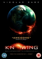 Knowing - British Movie Cover (xs thumbnail)