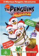 The Madagascar Penguins in: A Christmas Caper - Australian DVD movie cover (xs thumbnail)