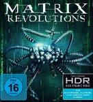 The Matrix Revolutions - German Movie Cover (xs thumbnail)