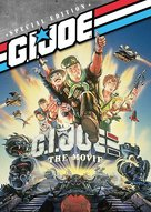 G.I. Joe: The Movie - DVD cover (xs thumbnail)