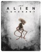 Alien: Covenant - Blu-Ray cover (xs thumbnail)