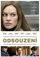 Conviction - Czech DVD movie cover (xs thumbnail)