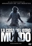 The Thing - Argentinian DVD cover (xs thumbnail)