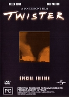 Twister - Australian Movie Cover (xs thumbnail)