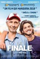 La finale - French Movie Poster (xs thumbnail)