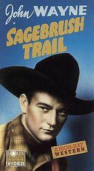 Sagebrush Trail - VHS cover (xs thumbnail)