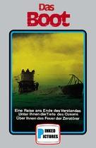 Das Boot - German Blu-Ray cover (xs thumbnail)