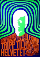 The Trip - Swedish Movie Poster (xs thumbnail)