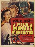 The Son of Monte Cristo - Belgian Movie Poster (xs thumbnail)