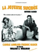 Nothing Sacred - French Movie Poster (xs thumbnail)