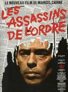 Les assassins de l'ordre - French Movie Poster (xs thumbnail)